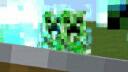Скачать Creeperzilla для Minecraft PE 1.16