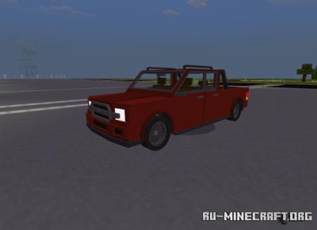 Скачать 2018 Ford F-150 для Minecraft PE 1.16
