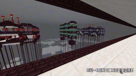 Скачать The Towers Bedrock Edition для Minecraft PE