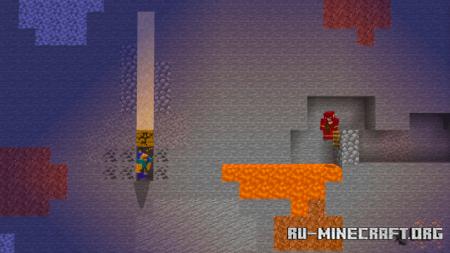 Скачать Deathswap Ultimate для Minecraft PE 1.16