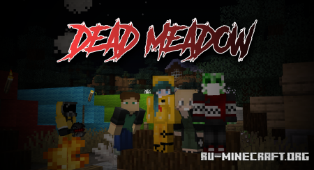 Скачать Dead Meadow для Minecraft