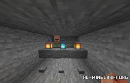 Скачать Escape from Volcano Island для Minecraft PE