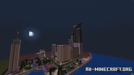 Скачать Eco City для Minecraft PE