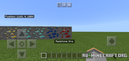 Скачать Block Identifier для Minecraft PE 1.16