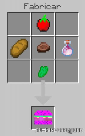Скачать Colorburguers для Minecraft PE 1.16