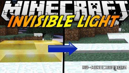 Скачать InvisibLights для Minecraft 1.16.1