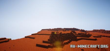 Скачать Oh The Biomes You'll Go для Minecraft 1.16.1