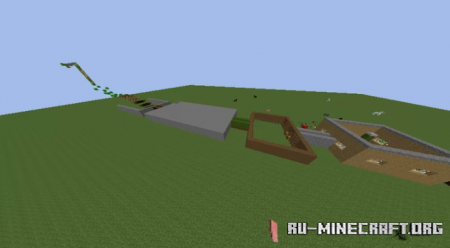 Скачать Parkour by anika55 для Minecraft