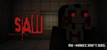 Скачать Saw (Horror) для Minecraft PE