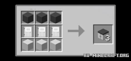Скачать Modern Blocks для Minecraft PE 1.16