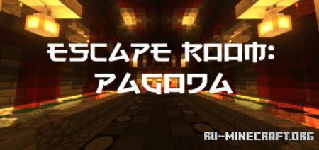 Скачать Escape Room: Pagoda для Minecraft PE