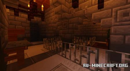 Скачать Disney World Castle - McParks Remake для Minecraft
