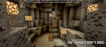Скачать SkyBlock by Impetus для Minecraft PE