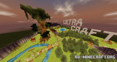 Скачать UltraCraft Original для Minecraft PE