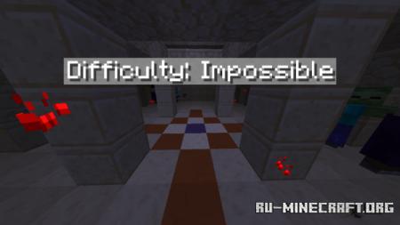 Скачать Impossible Mode для Minecraft PE 1.16