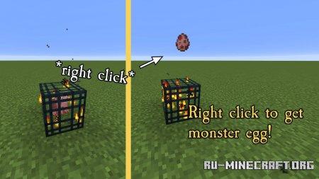 Скачать Enhanced Mob Spawners для Minecraft 1.16.1