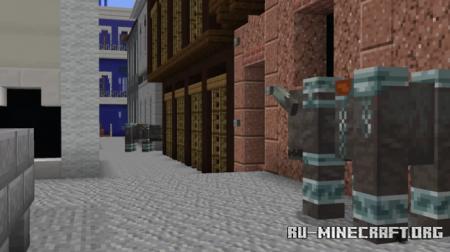 Скачать Ravager Run - Minigame для Minecraft