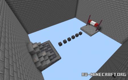 Скачать Progressive Parkour для Minecraft PE