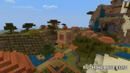 Скачать Survival But Every Minute Explodes для Minecraft PE