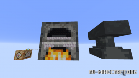 Скачать Blockception Parkour 2 для Minecraft