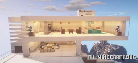 Скачать Modern Manison by THE_INDIAN_GAMER для Minecraft