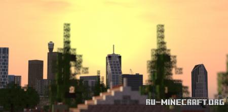 Скачать Portland - The first original для Minecraft