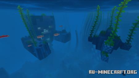 Скачать ESTN Shaders Official Release для Minecraft PE 1.16