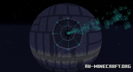 Скачать The Death Star by DecMyster для Minecraft