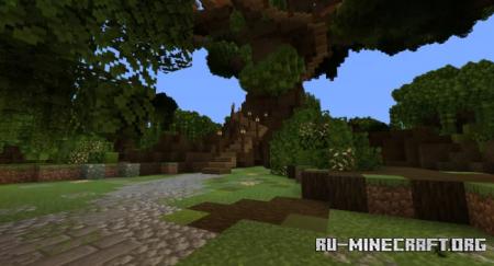 Скачать Tree Base by ilijad для Minecraft