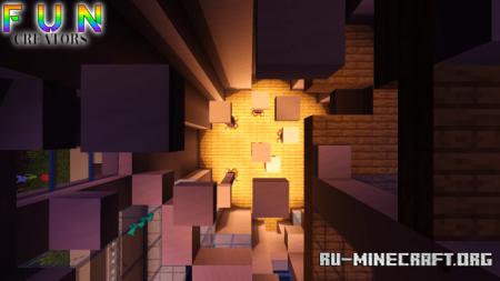 Скачать Nether Escape by Zen0ie для Minecraft PE