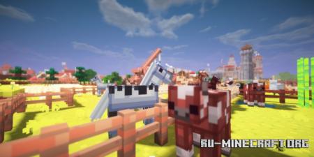 Скачать Hafen [16x] для Minecraft 1.16