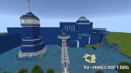 Скачать The Heart of The Sea – A Minecraft Escape Room для Minecraft PE