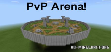 Скачать Rocket Royale PvP Arena для Minecraft PE