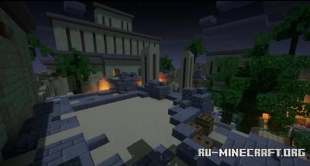 Скачать Overwatch - Necropolis для Minecraft
