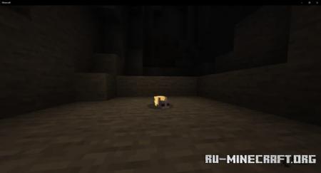 Скачать Cave Update Add-on Version 3 для Minecraft PE 1.16