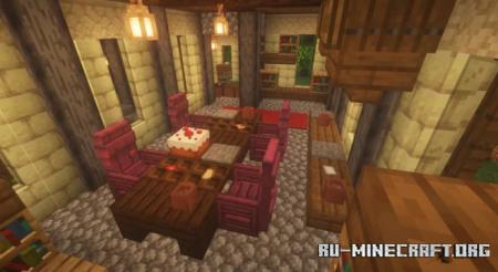 Скачать Le Hameau для Minecraft