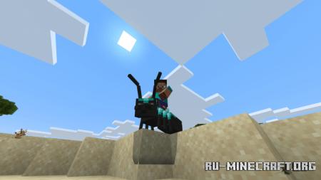 Скачать Ants для Minecraft PE 1.16