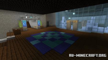 Скачать Prismarina Aquarium для Minecraft PE