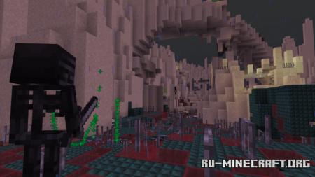 Скачать DRY VALLEY-Mini CTM для Minecraft PE
