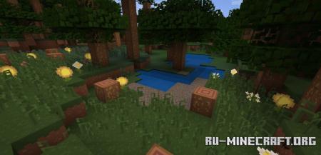 Скачать Teyemas [16x] для Minecraft 1.15