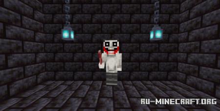 Скачать CreepyPasta для Minecraft PE 1.15