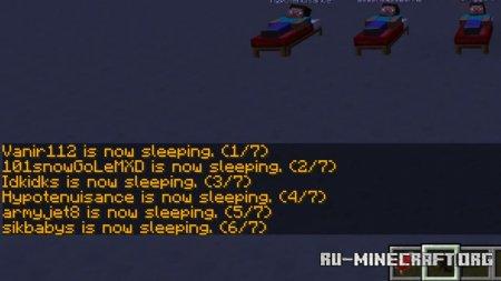 Скачать Morpheus для Minecraft 1.16.1
