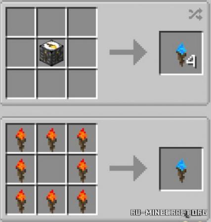 Скачать Torchrism для Minecraft 1.12.2