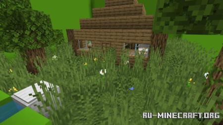 Скачать Escape by OwO229705 для Minecraft PE
