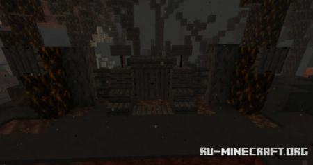 Скачать Cinderscapes для Minecraft 1.16.1