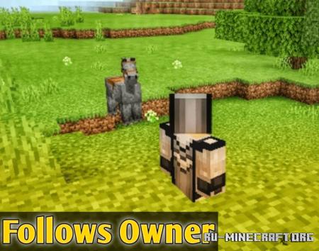 Скачать Amplified Horses - Bodyguard Pet для Minecraft PE 1.16