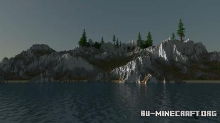 Скачать Burbank Isles для Minecraft
