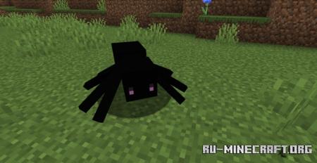 Скачать RizzlyReal's Adorable Mobs для Minecraft 1.16