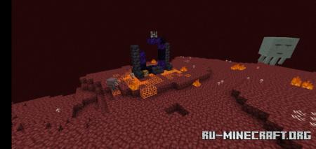 Скачать The Nether End для Minecraft PE