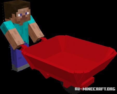 Скачать IAM's Vehicles для Minecraft PE 1.16